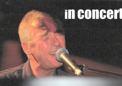 Michael Marra plays his last ever gig at Resolis Hall